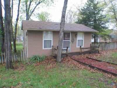 Warsaw Single Family Home For Sale: 28683 Ringtail