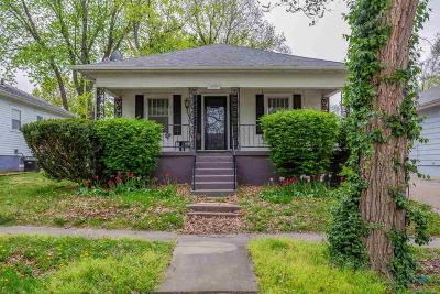 Sedalia Single Family Home For Sale: 1430 S Sneed Ave.