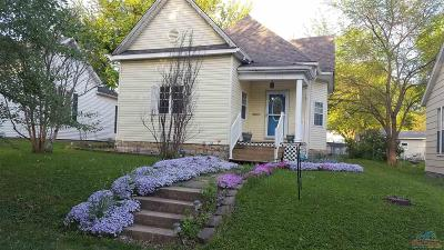 Sedalia Single Family Home Sale Pending/Backups: 903 S Harrison