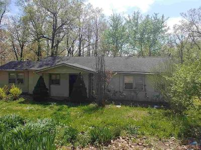 Single Family Home For Sale: 1760 State Hwy 64