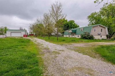 La Monte Single Family Home For Sale: 13387 Martin Rd