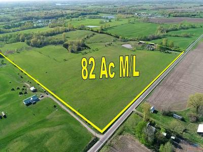 Johnson County Residential Lots & Land For Sale: 1120 NE 1051 Rd