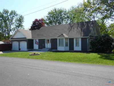 Sedalia Single Family Home Sale Pending/Backups: 1500 S Center
