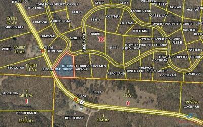 Residential Lots & Land Sale Pending/Backups: 29100-29224 N Tim Rd