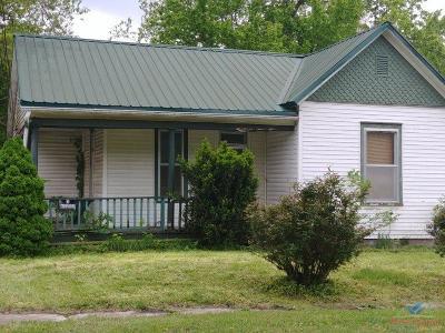 Clinton Single Family Home For Sale: 112 W Tebo