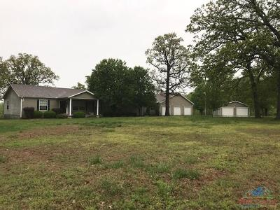 Single Family Home Sale Pending/Backups: 31163 Hwy. Mm