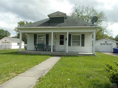 Sedalia Single Family Home For Sale: 1708 E 5th