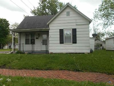 Sedalia Single Family Home For Sale: 1634 E 5th