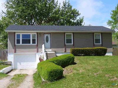 Johnson County Single Family Home For Sale: 520 N Wall