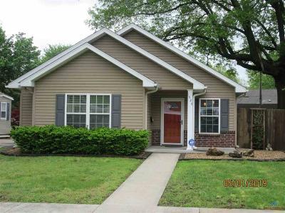 Sedalia Single Family Home Sale Pending/Backups: 1629 S Barrett Ave