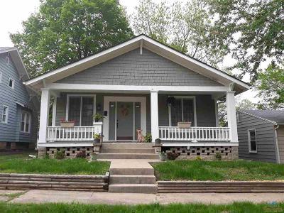 Sedalia Single Family Home For Sale: 651 E 10th St