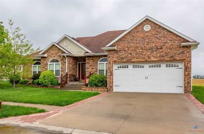 Sedalia Single Family Home For Sale: 19700 Mockingbird Ln