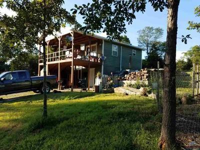 Benton County, Henry County, Hickory County, Saint Clair County Single Family Home For Sale: 25855 Downing Av