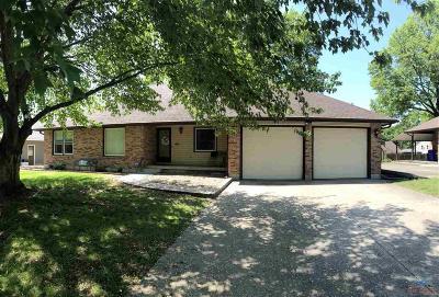 Sedalia Single Family Home Sale Pending/Backups: 2904 Keith Allen Dr.
