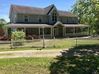 Osceola Single Family Home For Sale: 6430 NE 150 Pvt Rd