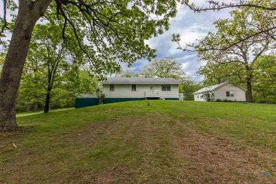 Cole Camp Single Family Home For Sale: 27217 Seven Hills Rd