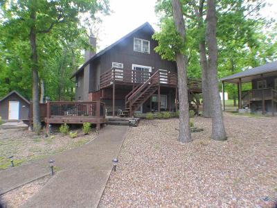 Single Family Home For Sale: 712 Windwood Shores