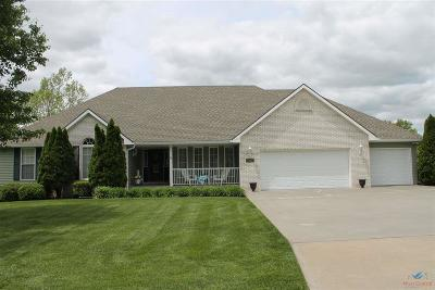 Sedalia Single Family Home For Sale: 2340 W Country Club Dr