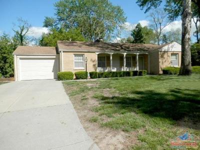 Sedalia Single Family Home Sale Pending/Backups: 611 S Beacon