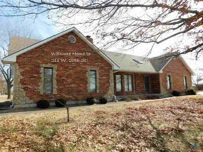 Johnson County Single Family Home For Sale: 211 W 20th