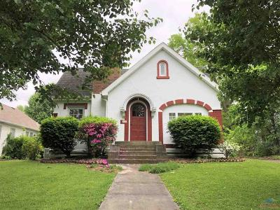 Clinton Single Family Home For Sale: 312 E Green