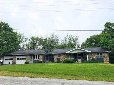Lincoln MO Single Family Home For Sale: $139,900