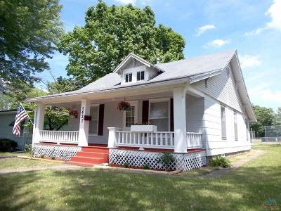 Sedalia Single Family Home Sale Pending/Backups: 1421 S Park