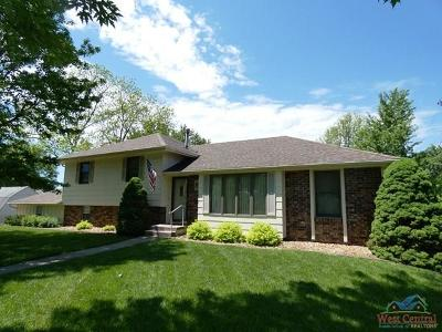 Appleton City Single Family Home For Sale: 507 S Meadow Lane