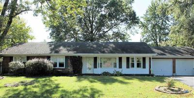 Sedalia MO Single Family Home For Sale: $159,900