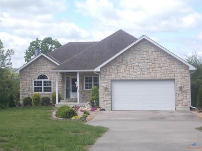 Warsaw Single Family Home For Sale: 28013 Saddle Dr