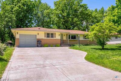 Sedalia MO Single Family Home Sale Pending/Backups: $159,900