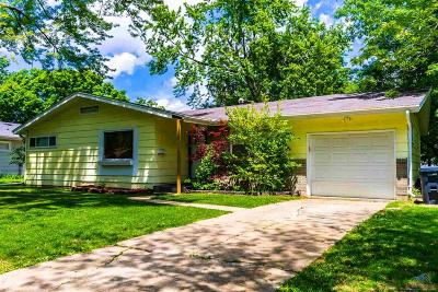 Sedalia MO Single Family Home For Sale: $107,000