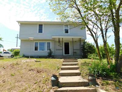 Lincoln MO Single Family Home For Sale: $70,000