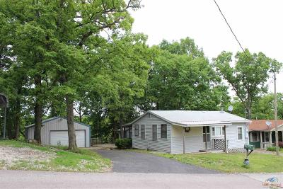 Warsaw Single Family Home Sale Pending/Backups: 20073 Lakeview Ave