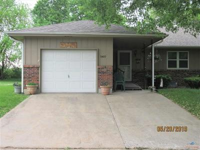 Sedalia MO Condo/Townhouse Sale Pending/Backups: $85,900