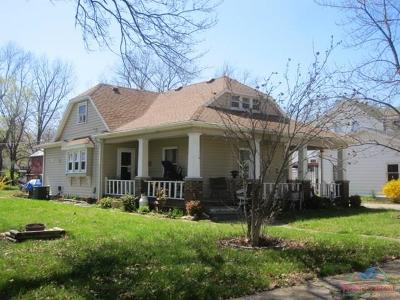 Appleton City MO Single Family Home For Sale: $59,900