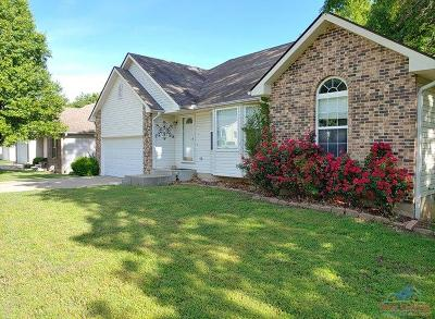 Henry County Single Family Home For Sale: 621 W Allen