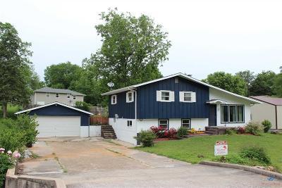 Benton County Single Family Home For Sale: 810 Lucas