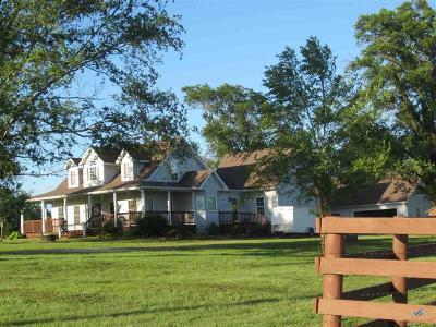 Clinton Single Family Home For Sale: 276 S Hwy 7