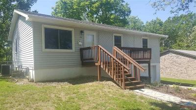 Knob Noster MO Single Family Home Sale Pending/Backups: $98,500