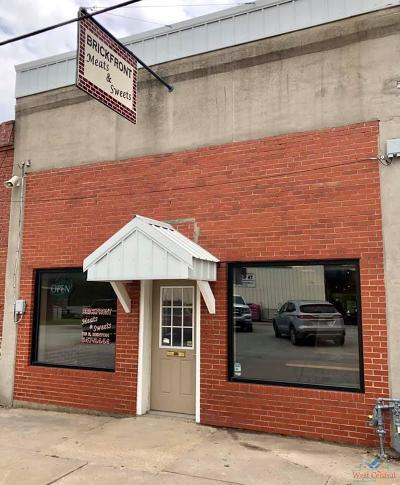 Windsor Commercial Sale Pending/Backups: 115 E Benton