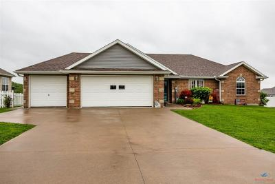 Sedalia MO Single Family Home For Sale: $198,900