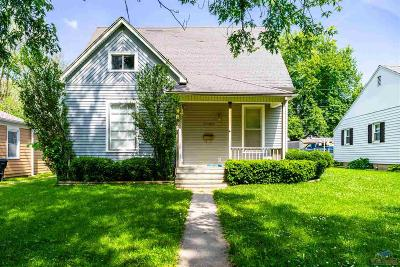 Sedalia MO Single Family Home For Sale: $135,900