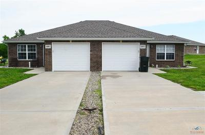 Warrensburg, Knob Noster Multi Family Home For Sale: 1109 Kimmy Lane