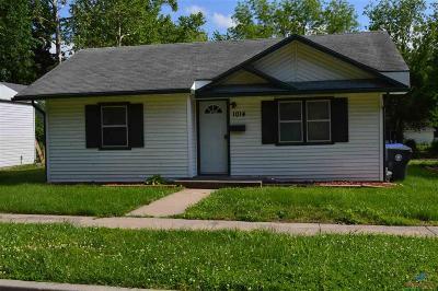 Sedalia Single Family Home For Sale: 1014 E 11th