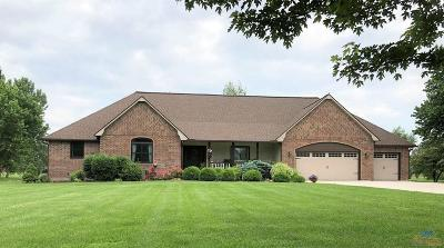Henry County Single Family Home Sale Pending/Backups: 1906 Chelsea Dr.