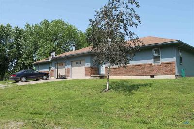 Multi Family Home For Sale: 27384 & 27380 Worth Rd