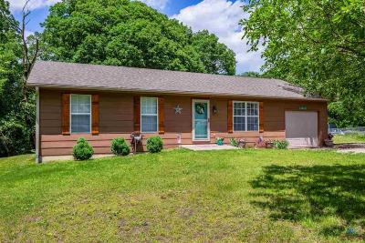 Johnson County Single Family Home For Sale: 17 NW 425th Rd