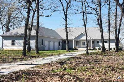 Benton County, Henry County, Hickory County, Saint Clair County Single Family Home For Sale: 3815 SE 476 Rd
