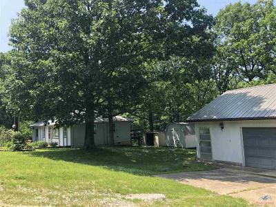 Benton County, Henry County, Hickory County, Saint Clair County Single Family Home For Sale: 11446 NE 1375 Pvt. Rd.